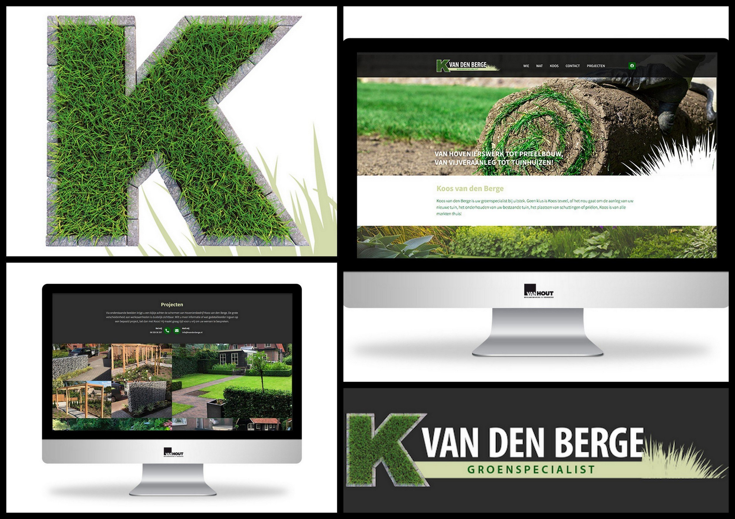 K van den berge website