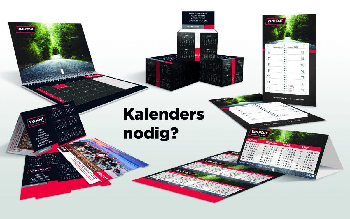 Van Hout Kalender